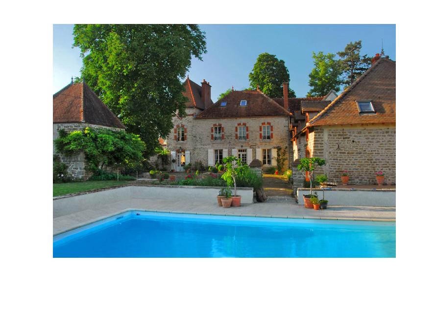 Chambres D'Hôtes En Bourgogne À Beaune Près De Dijon (Serrigny)