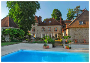Le Manor Of Serrigny Bed And Breakfast Beaune Dijon Burgundy